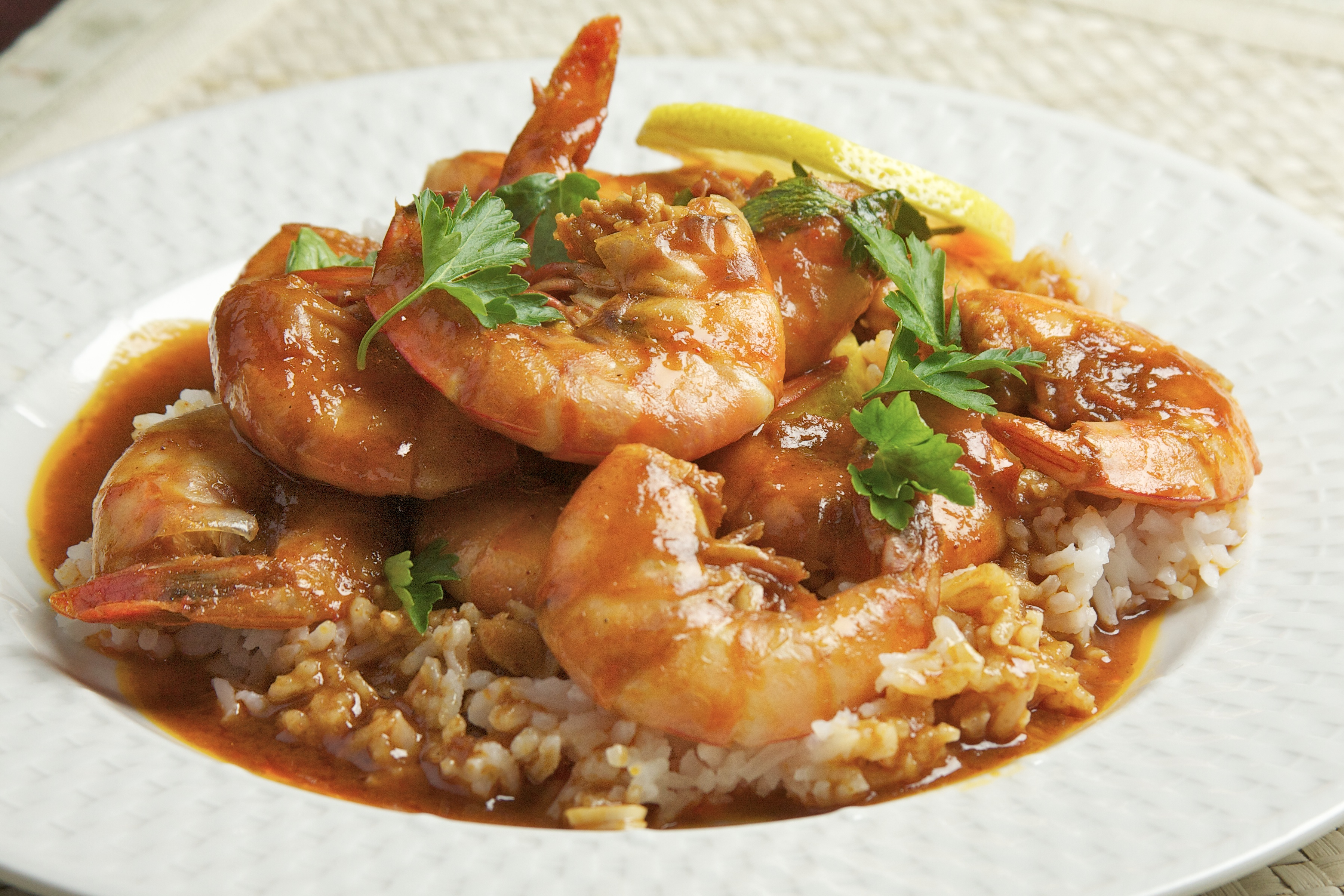 Sweet and Spicy Shrimp and My First Giveaway! | Bunkycooks